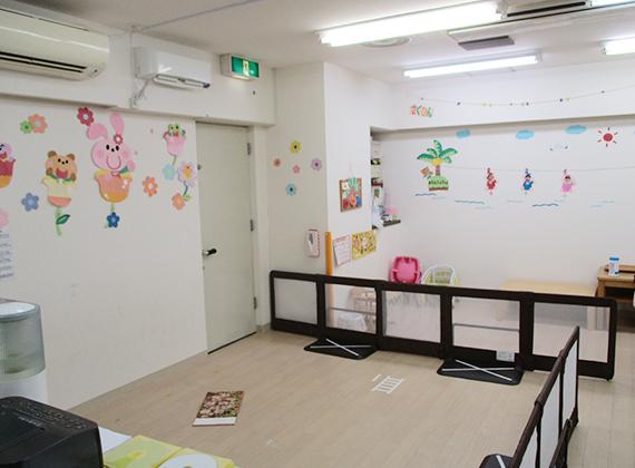 院内保育室(おひさま保育園)02