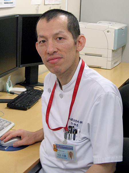 神吉 和重(心臓血管外科)