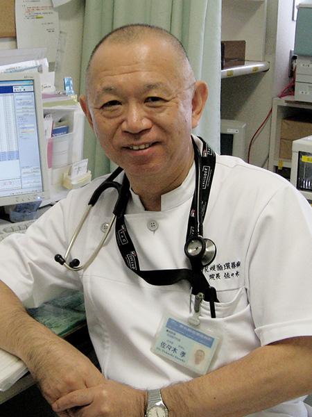 佐々木 孝(心臓血管外科)